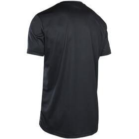 ION Scrub Fietsshirt korte mouwen Heren zwart